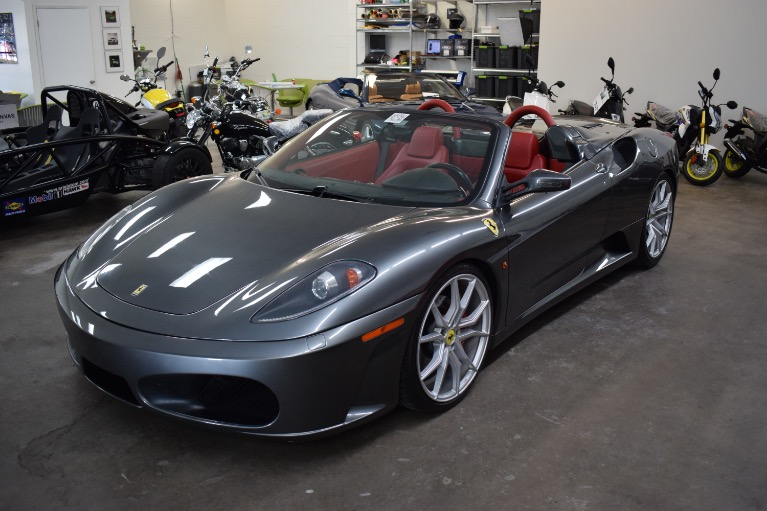 Used 2006 Ferrari F430 Spider Convertible 2D for sale Sold at Track and Field Motors in Safety Harbor FL 34695 8