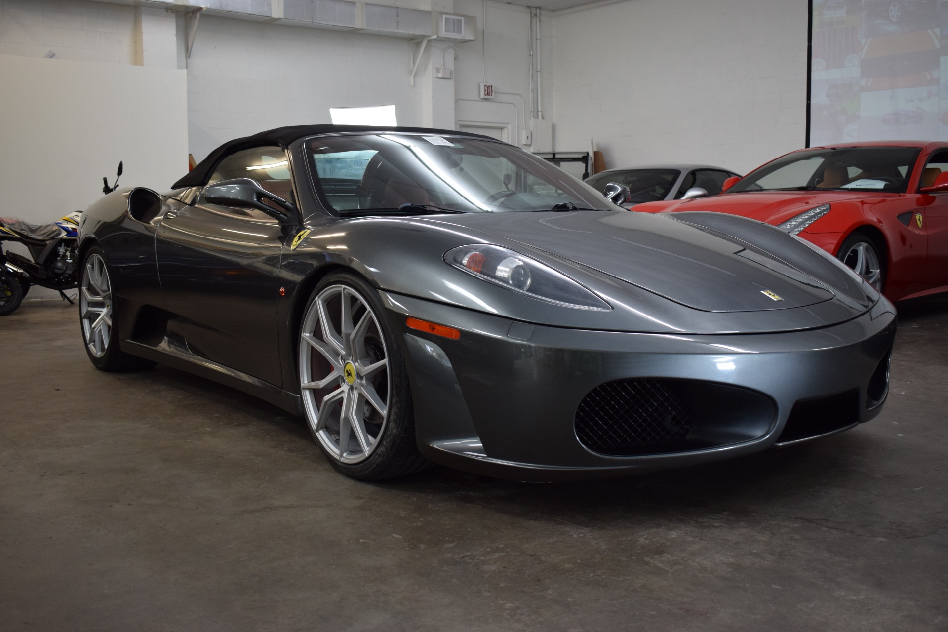 Used 2006 Ferrari F430 Spider Convertible 2D for sale Sold at Track and Field Motors in Safety Harbor FL 34695 1