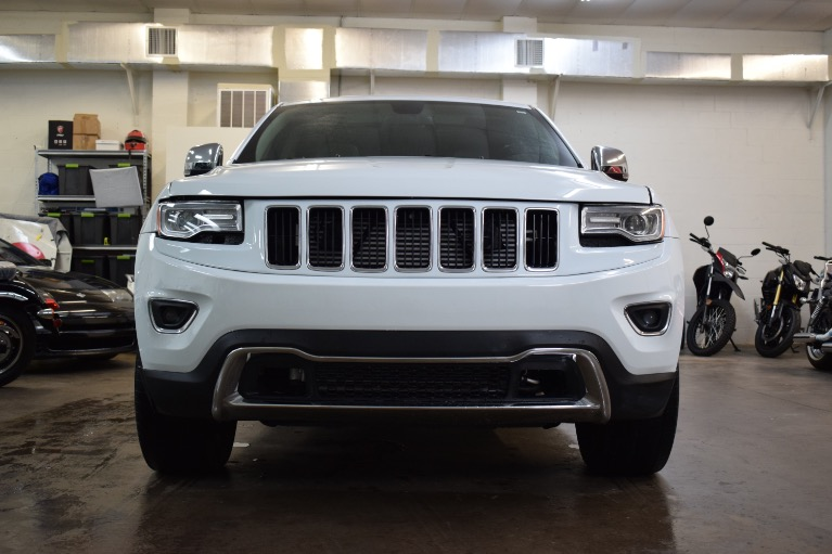 Used 2015 Jeep Grand Cherokee Limited Sport Utility 4D for sale Sold at Track and Field Motors in Safety Harbor FL 34695 3
