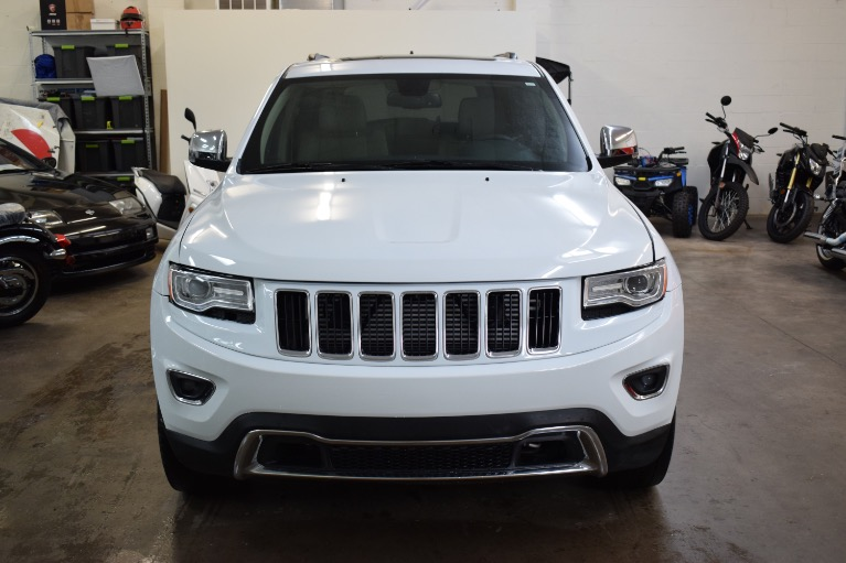 Used 2015 Jeep Grand Cherokee Limited Sport Utility 4D for sale Sold at Track and Field Motors in Safety Harbor FL 34695 4
