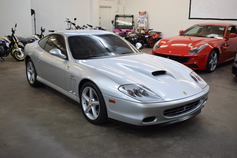 Used 2004 Ferrari 575M F1 for sale $104,997 at Track and Field Motors in Safety Harbor FL 34695 2