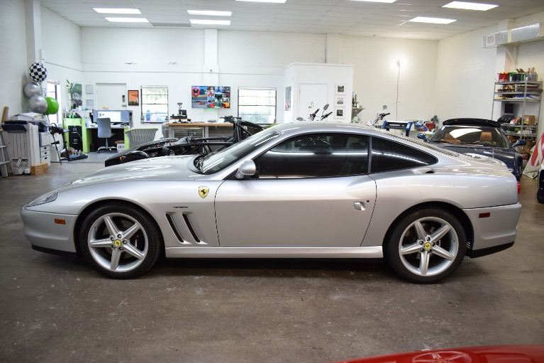 Used 2004 Ferrari 575M F1 for sale $104,997 at Track and Field Motors in Safety Harbor FL 34695 7