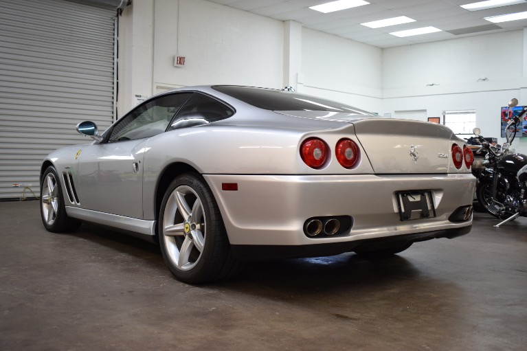Used 2004 Ferrari 575M F1 for sale $104,997 at Track and Field Motors in Safety Harbor FL 34695 8