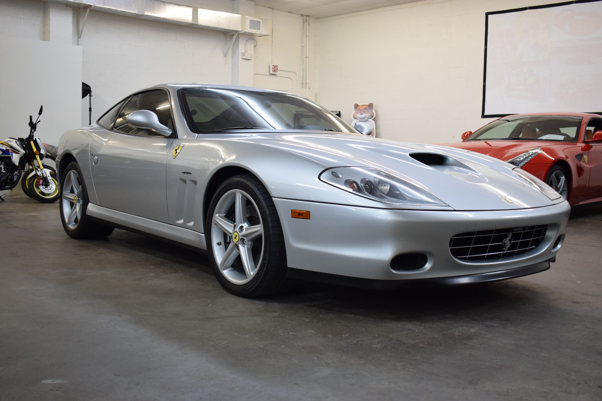 Used 2004 Ferrari 575M F1 for sale $104,997 at Track and Field Motors in Safety Harbor FL