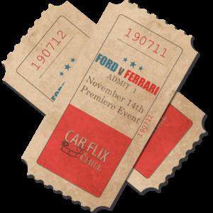 CarFlix-Tix